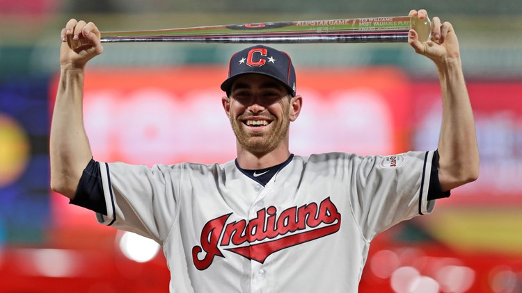 Cleveland Indians P Shane Bieber 2019 MLB All-Star Game