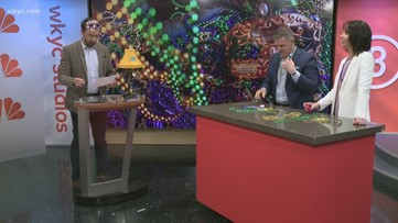 Trivia Tuesday: Mardi Gras edition on 'What's New' with Jay and Betsy