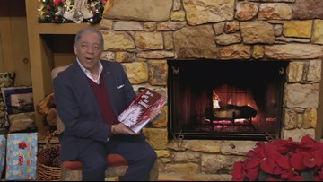 WATCH | Leon Bibb narrates 'How The Grinch Stole Christmas'
