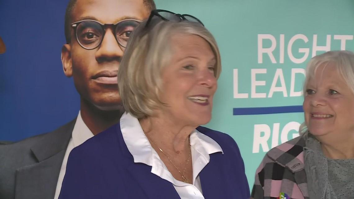 Former Cleveland mayor Jane Campbell endorses Justin Bibb in 2021 election