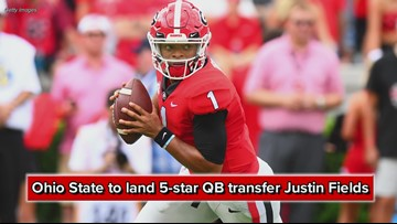 Report: Ohio State to land 5-star QB transfer Justin Fields