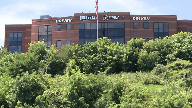 Pilot Flying J: Judge sentences former vice president and account rep to prison