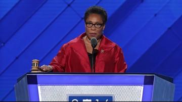 Marcia Fudge won't run for speaker, backs Nancy Pelosi