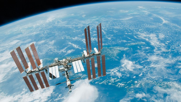 Space station viewing opportunities for NE Ohio