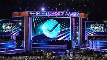 LOOK: Stars arrive on red carpet for 45th People's Choice Awards