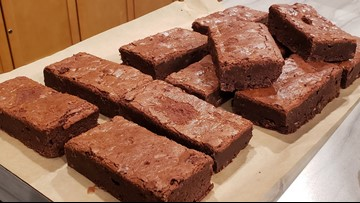 Celebrating the Cleveland Browns with a special brownies recipe from Bloom Bakery