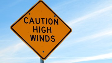 High wind warning issued for most of Northeast Ohio, effective late Saturday night