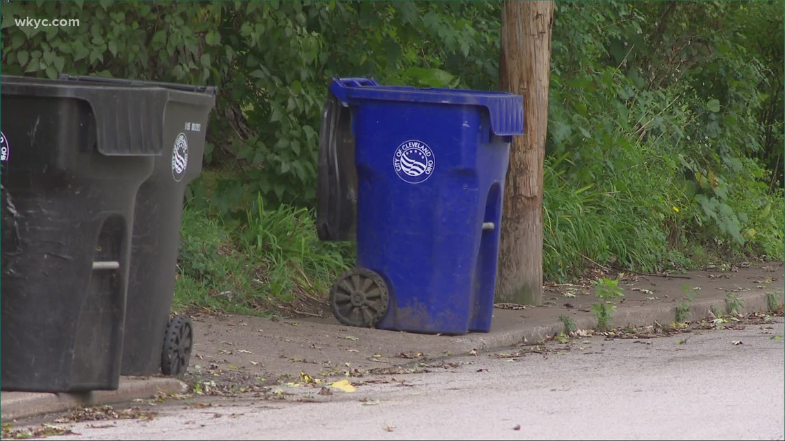'Opt-in' to city of Cleveland's new recycling program or lose your blue bin, city officials say
