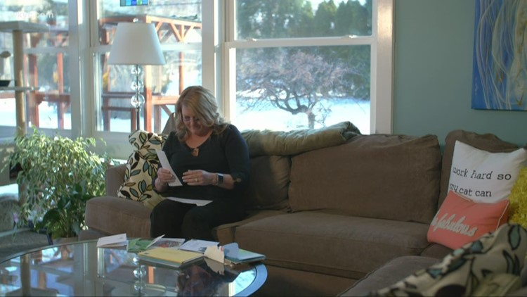 Part 2: 3News' Monica Robins' brain surgery, & her road to recovery