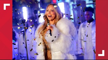 Mariah Carey Christmas Album.Vote Now Mariah Carey Announces Re Issued Merry Christmas