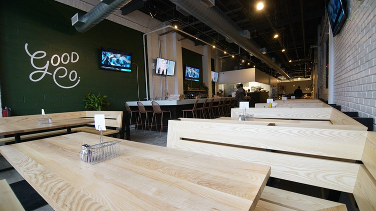 FIRST LOOK | Good Company opens this weekend in Cleveland's Battery Park
