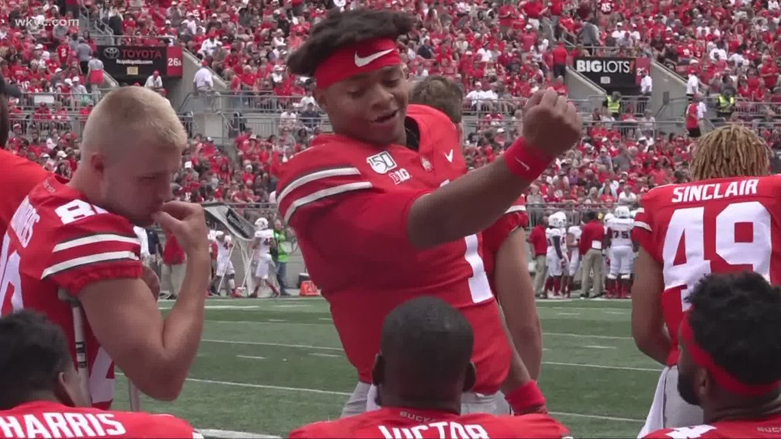 Report: Former Ohio State QB, NFL Draft prospect Justin Fields managing epilepsy