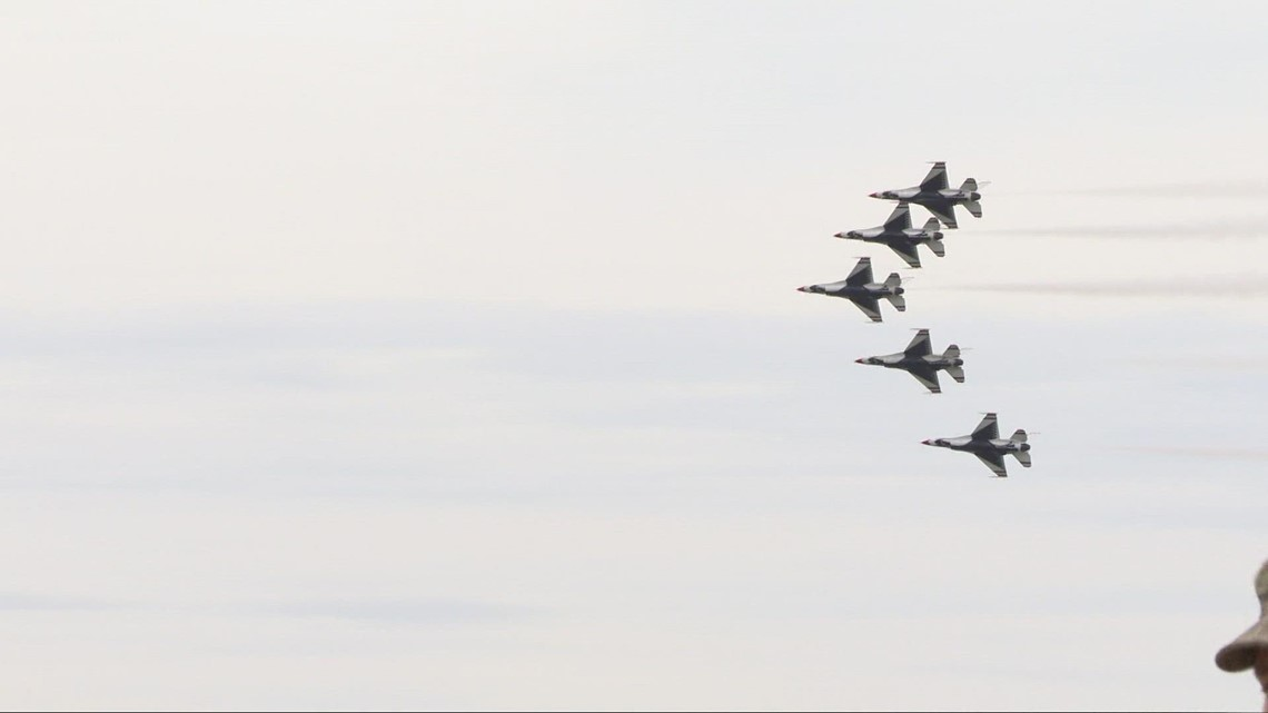 Cleveland National Air Show highlights Labor Day weekend events in Northeast Ohio