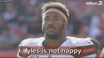 Cleveland Browns De Myles Garrett To Be Featured In Espn The