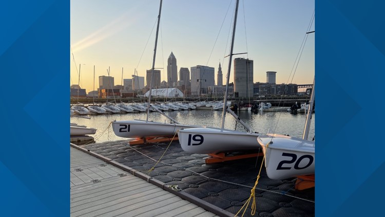 The Foundry hosts high school national sailing competition in Cleveland