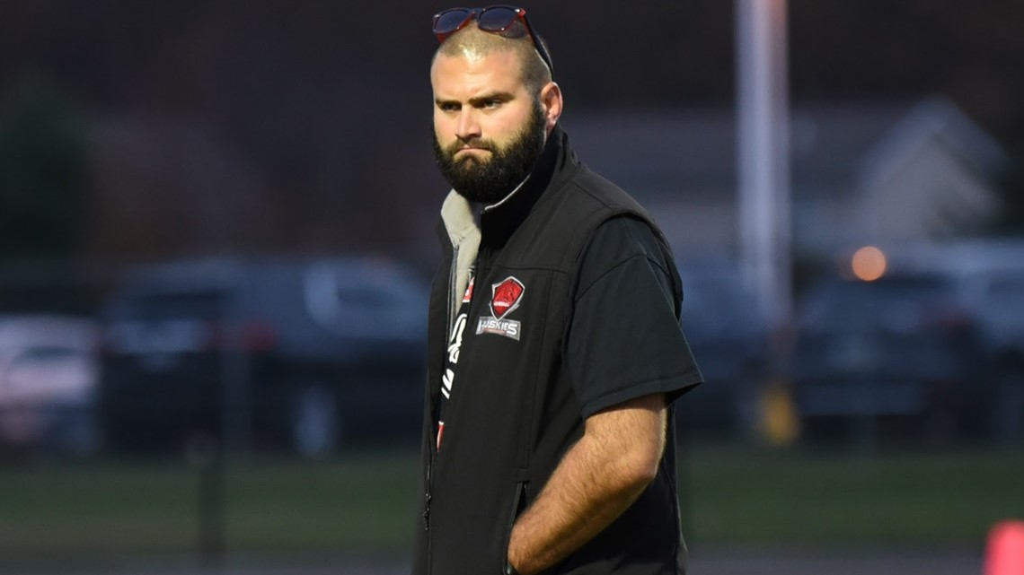 Cardinal High School football coach George Gresko charged with multiple felonies in grade changing investigation