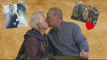 A tale of true love: Meet Sang and Sue