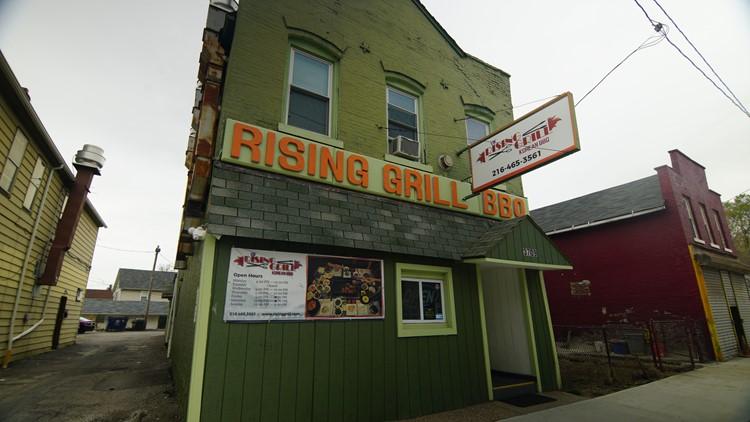 Rising Grill BBQ