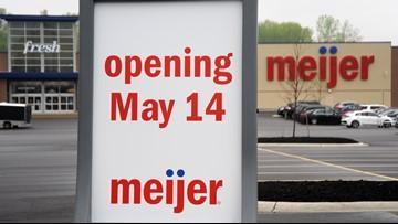 Meijer opens 3 Northeast Ohio stores today