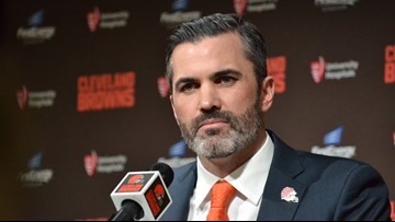 The Cleveland Browns new head coach faces big-time challenges: Bud Shaw's Sports Spin