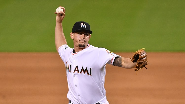 Cleveland Indians acquire reliever Nick Wittgren from Miami Marlins 2