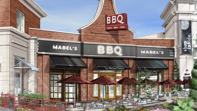 Michael Symon transforming former B-Spot location into Mabel's BBQ at Eton