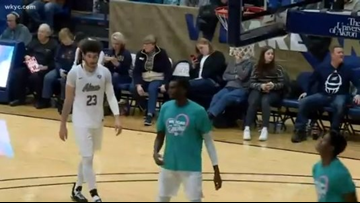 'We Roar With Emma': Akron Zips hold Saturday basketball doubleheader to benefit Norton teen