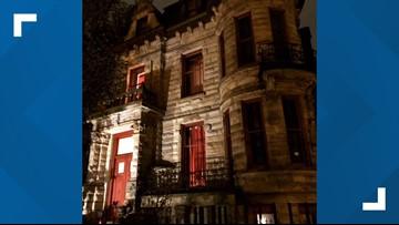Exclusive: Inside Ohio City's 'haunted' Franklin Castle