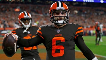Baker Mayfield 'likes having fun, but he's not a clown' according to Browns OC Todd Monken