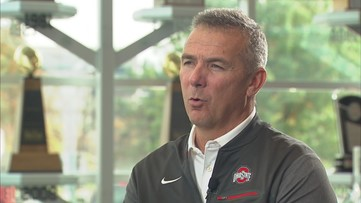 Losing was not an option: Urban Meyer talks about coaching in the Ohio State-Michigan game