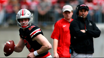 QB Matthew Baldwin signals intent to transfer from Ohio State