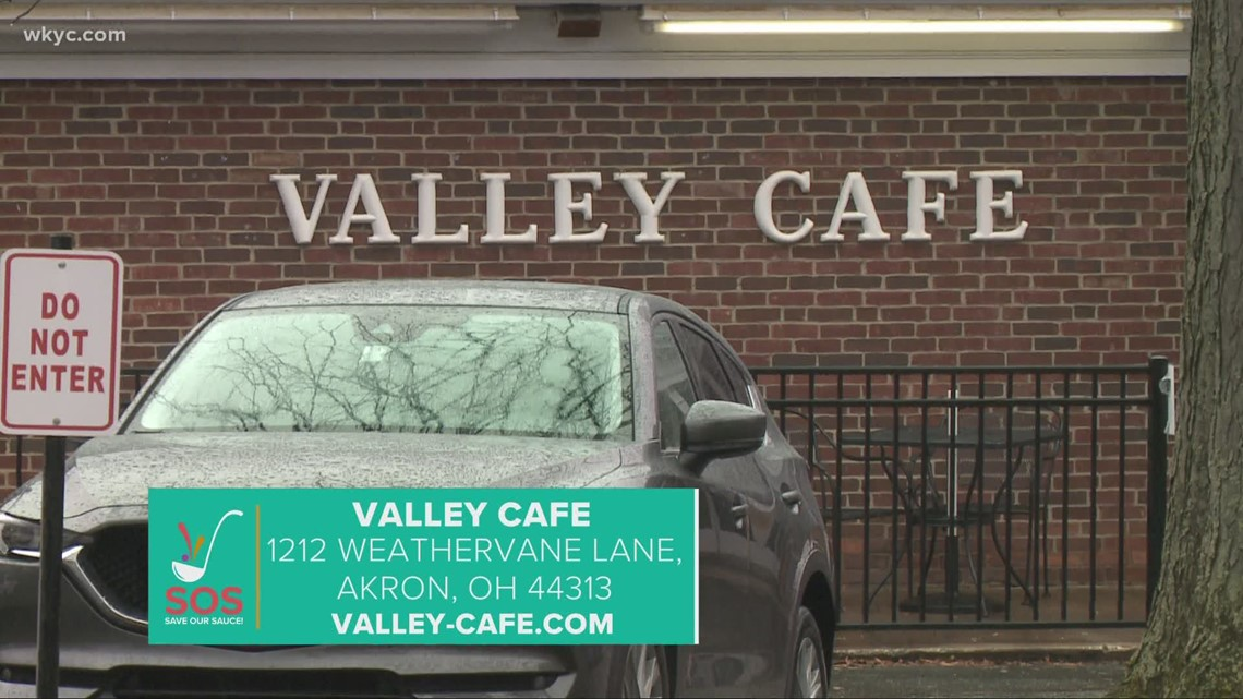 Valley Cafe in Akron: 'Save Our Sauce' campaign