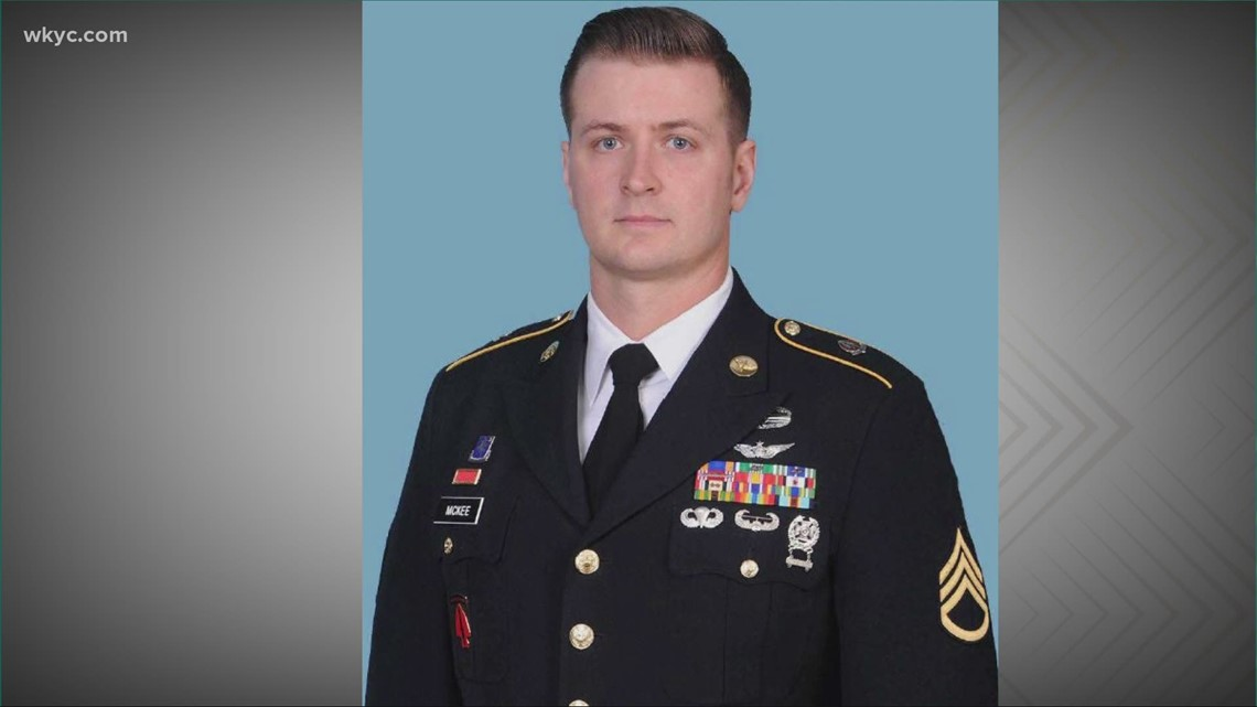 Lake County Army sergeant who died in helicopter crash laid to rest Saturday