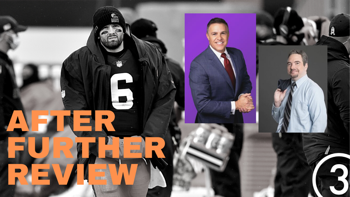 'This is the start of the playoffs for the Cleveland Browns': After Further Review with Dave 'Dino' DeNatale and Jay Crawford
