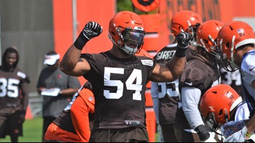 Cleveland Browns rule out Olivier Vernon, Eric Murray for Thursday's game against Pittsburgh Steelers
