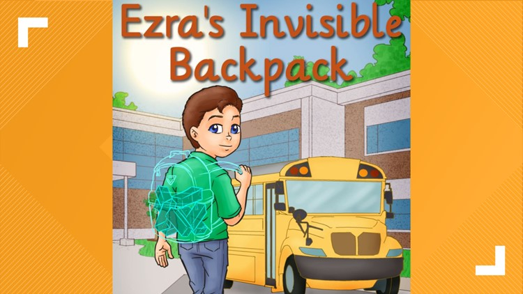 Northeast Ohio authors release new book: 'Ezra's Invisible Backpack' focuses on hidden struggles