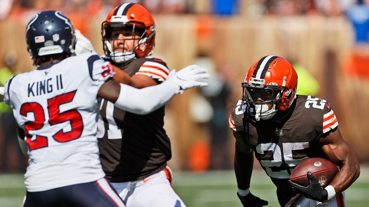 #3Browns 'The 5th Quarter': Look back at Cleveland Browns' victory over Houston Texans with Jay Crawford and Dave 'Dino' DeNatale
