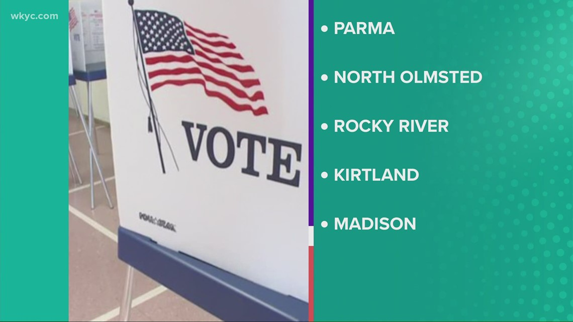 May 4 primary election in Ohio: Multiple school levies on the ballot