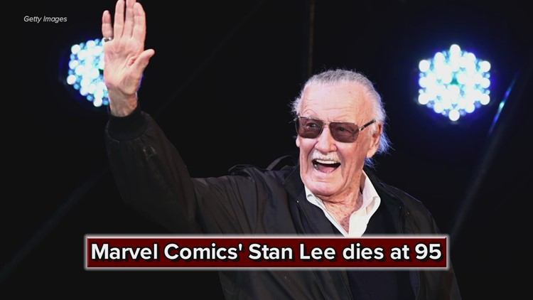 Stan Lee, Marvel co-creator, dead at 95