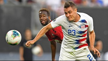 USMNT inflicts payback on Trinidad and Tobago during CONCACAF Gold Cup match at FirstEnergy Stadium