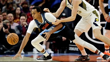 Cleveland Cavaliers C John Henson could miss month with hamstring injury