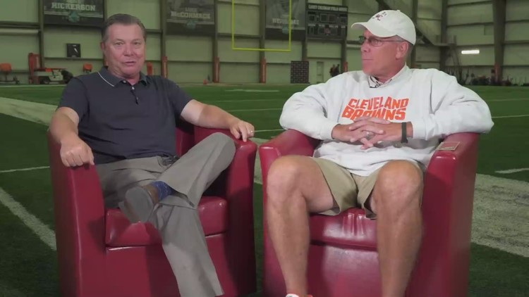 Let's Be Clear: Cleveland Browns GM John Dorsey says team has high expectations for 2019