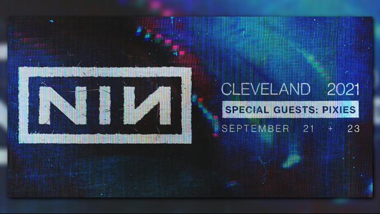 Nine Inch Nails to play two shows at Cleveland's Jacobs Pavilion at Nautica in September