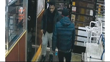Cleveland police seek public's help in identifying persons of interest in homicide