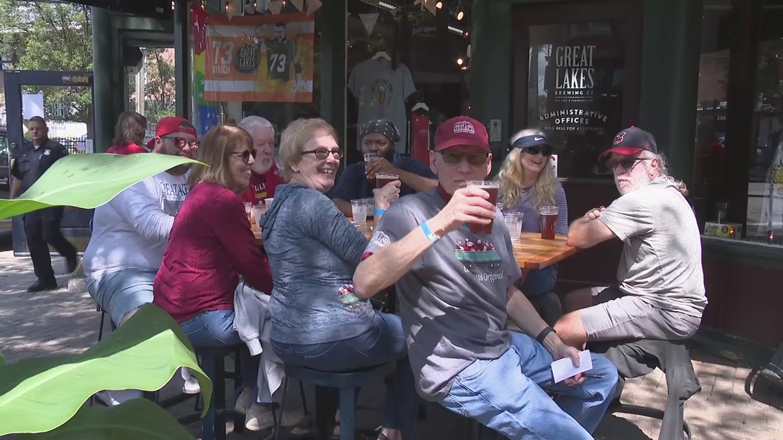 Great Lakes Brewing Company celebrates Christmas Ale in July