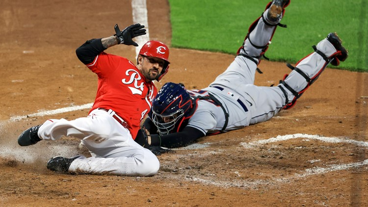 Pitching, defense struggle as Cleveland Indians are shelled by Cincinnati Reds 10-3