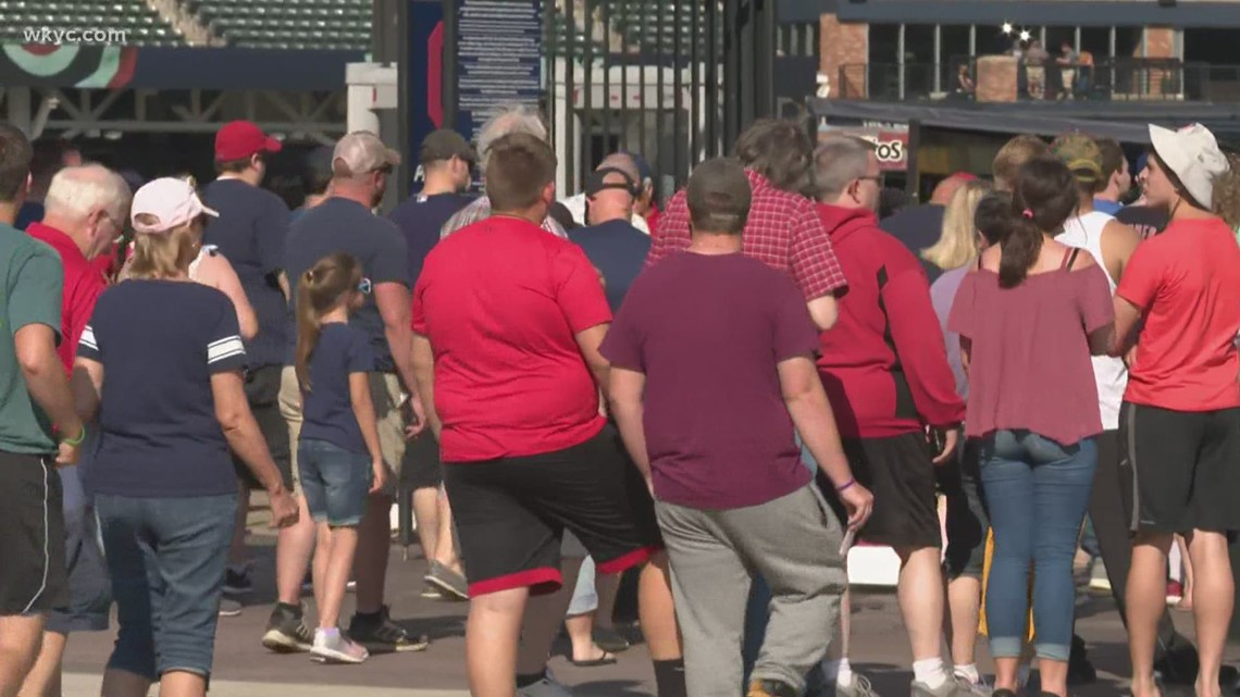 Cleveland Indians to have 'Opening Day 2.0' tonight with full capacity at Progressive Field