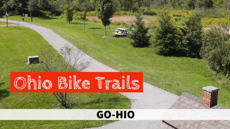 GO-HIO | Exploring a few of the bike trails in Ohio