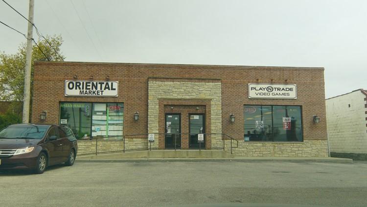 Oriental Market in Mayfield OH