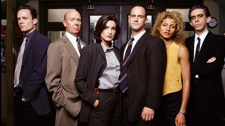 It's been 20 years since 'Law & Order: SVU' debuted on NBC